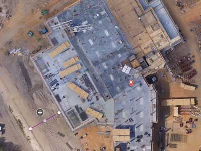 Prescott Drone Solutions offers Construction solutions in Prescott